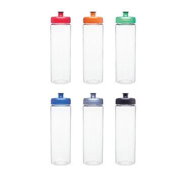 Elgin Clear Bottle- 25 oz.