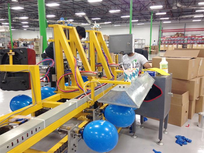 Balloons Printing